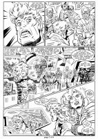 GAL 32 - The Hollow Earth Saga - part 4 - p03 by martin-mystere