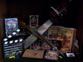 My Evil Dead Collection 5 by Police-Box-Traveler