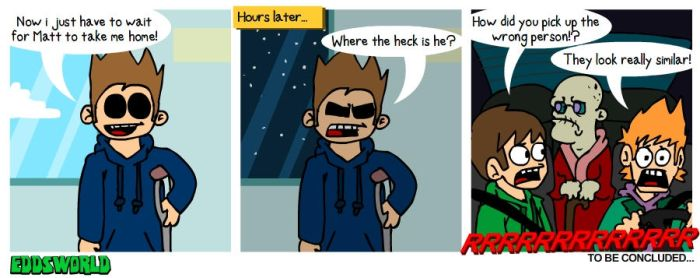 EWCOMIC No79 - Accident Pt.5 by eddsworld
