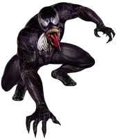 Spider-Verse: Venom - Transparent! by Camo-Flauge