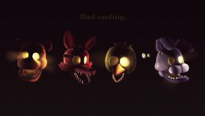 Bad Ending - Classic by Zxz328