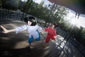 Spirited Away cosplay by Nebulaluben