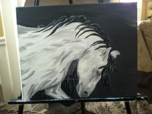 Wh Horse