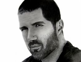 Matthew Fox by SandraSaar