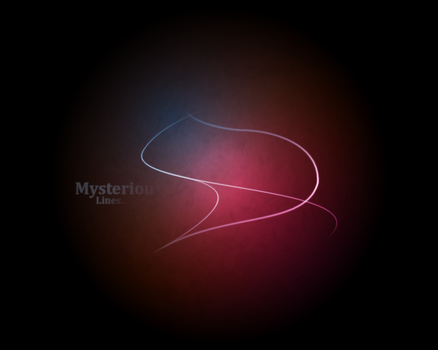 Mysterious Lines by keyurrules