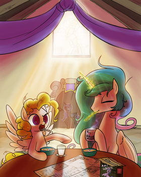 Breakfast of Champions by Dreatos