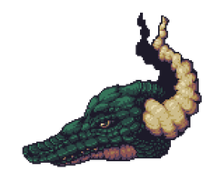 Scaly Dragon by ThisIsEllian