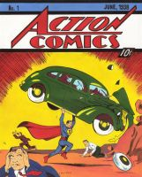 Action Comics by Donny-B