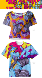 PAOM Cteno Shirts Are Real Now by Slugbox