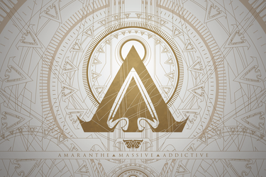 Amaranthe - Massive Addictive Poster by polygonbronson