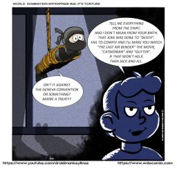 THE 25TH EPISODE IN MY COMIC STORY ART by IDROIDMONKEY