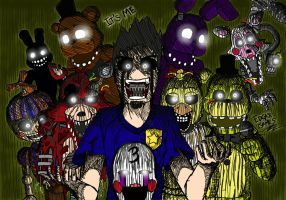 It's me-Five Nights at Freddy's 3 by Edgar-Games