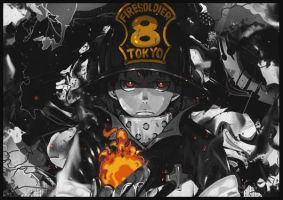 Signature Gif Fire Brigade of Flames by Dwayn-KIN