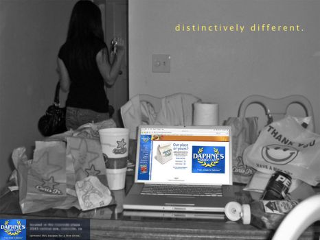 distinctively different by mynameis-xu