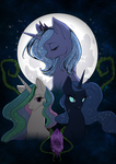 Fall of the Moon by Ookami-95