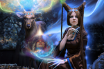 Keepers of the forest by SaFram