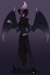 Fallen Sombra (Fusion) by KATEtheDeath1