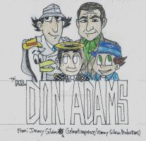 Don Adams Tribute by CelmationPrince