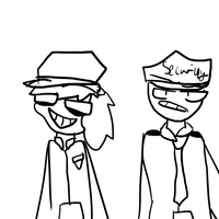 Im Surprised These 2 Aren't Fired. by spring-locket