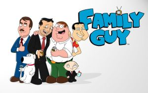 Family Guy: Seth And The Gang by vonmatrix5000