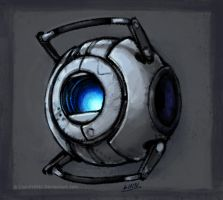 Wheatley by Lintufriikki