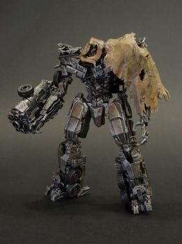 Custom Voyager Megatron by xenethis