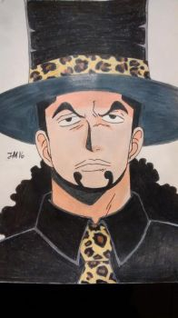 Rob Lucci by cycoclash25