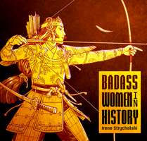 Badass Women in History cover by RenieDraws