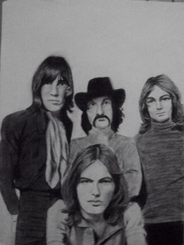 Pink Floyd by EchoeFromTheDeep