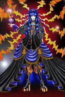 Mana from Malice Mizer by Mekurakumo