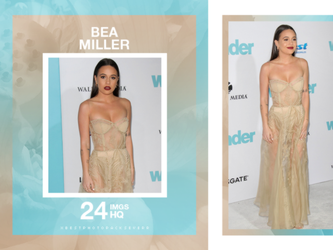 Photopack 29485 - Bea Miller by southsidepngs