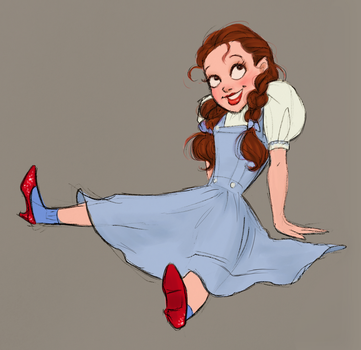 Dorothy Gale by DylanBonner