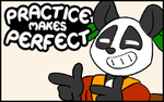 Practice makes Perfect #51 by freelancemanga