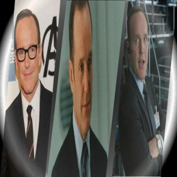 Clark Gregg is Agent Phil Coulson by IluvTomHiddleston