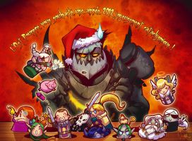 Merry Cataclysm by Nephyla