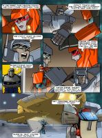Crisis Of Conscience pt1 pg3 by Drivaaar