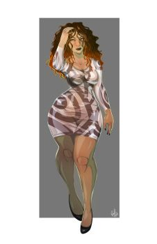 That dress though by Zelmarr