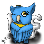 [Contest] owl by Garinas
