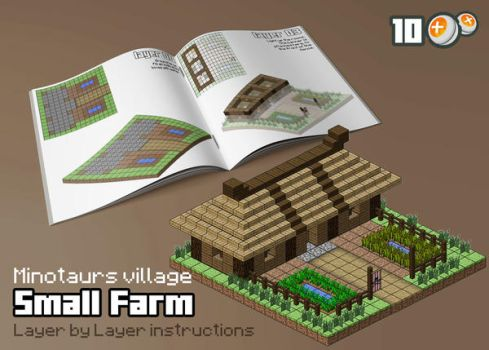 MIN - Small Farm by spasquini