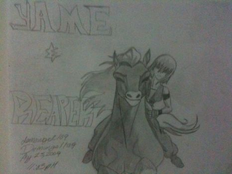 YAME and REAPER by demongal109