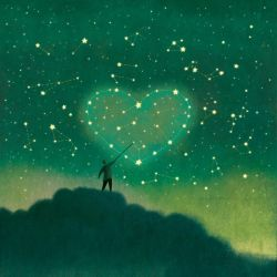 Constellation of Love by roweig