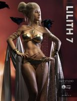 my promo image for Lilith 7 by elianeck