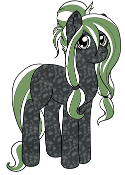 Dappled Pony [OPEN] by PineappleSwizzle