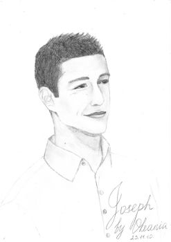 Joseph Gordon-Levitt by okeania