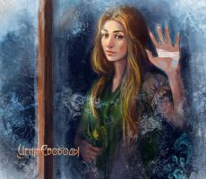 Jenny - Winter window by Gokumi