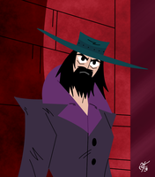 Jack in Disguise by UncleScooter