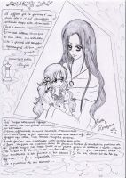 Bella and Renesmee by Lacus-Clyne