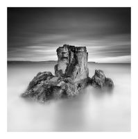 Stone face by Klarens-photography