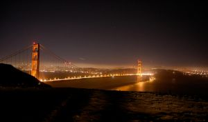 The Golden Gate by KPickles