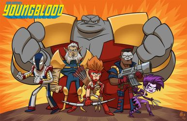 Youngblood! by Erich0823